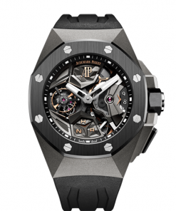 AUDEMARS PIGUET ROYAL OAK CONCEPT FLYING TOURBILLON GMT 26589IO.OO.D002CA.01
