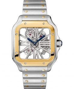 SANTOS DE CARTIER WATCH WHSA0012