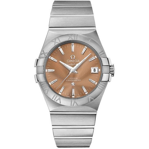Omega Constellation Co-Axial Automatic Watch 123.10.35.20.10.001
