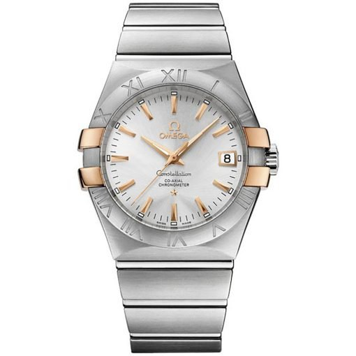 Omega Constellation Co-Axial Automatic Watch 123.20.35.20.02.003
