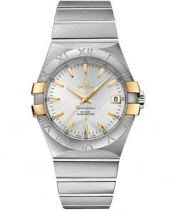 Omega Constellation Co-Axial Automatic Watch 123.20.35.20.02.004