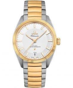 Omega Globemaster Watch 130.20.39.21.02.001