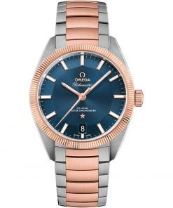 Omega Globemaster Watch 130.20.39.21.03.001