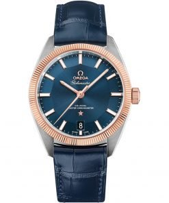 Omega Globemaster Watch 130.23.39.21.03.001