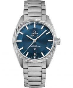 Omega Globemaster Watch 130.30.39.21.03.001