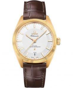 Omega Globemaster Watch 130.53.39.21.02.002