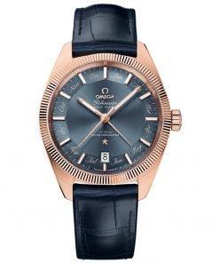 Omega Globemaster Annual Calendar Watch 130.53.41.22.03.001