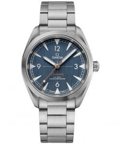 Omega Railmaster Co-Axial Master Chronometer Watch 220.10.40.20.03.001