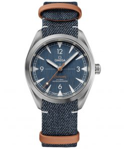 Omega Railmaster Co-Axial Master Chronometer Watch 220.12.40.20.03.001