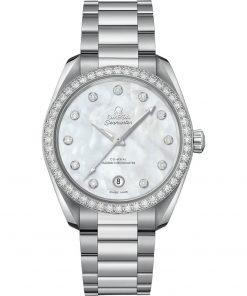 Omega Aqua Terra 150M Co-Axial Master Chronometer Watch 220.15.38.20.55.001
