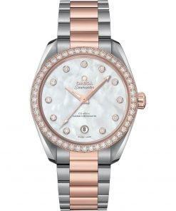 Omega Aqua Terra 150M Co-Axial Master Chronometer Watch 220.25.38.20.55.001