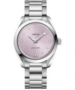 Omega Aqua Terra 150m Quartz Watch 220.10.28.60.60.001