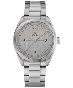 Omega Railmaster Co-Axial Master Chronometer Watch 220.10.40.20.06.001
