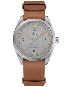 Omega Railmaster Co-Axial Master Chronometer Watch 220.12.40.20.06.001