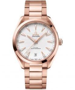 Omega Aqua Terra 150M Co-Axial Master Chronometer Watch 220.50.41.21.02.001