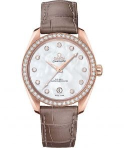 Omega Aqua Terra 150M Co-Axial Master Chronometer Watch 220.58.38.20.55.001
