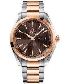 Omega Aqua Terra Annual Calendar Watch 231.20.43.22.06.002