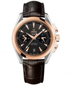 Omega Aqua Terra 150m Co-Axial GMT Chronograph Watch 231.23.43.52.06.001