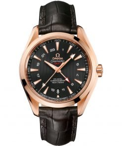 Omega Aqua Terra 150m GMT Watch 231.53.43.22.06.002