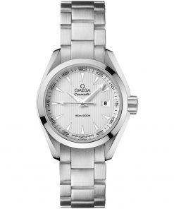 Omega Aqua Terra Quartz Watch 231.10.30.60.02.001