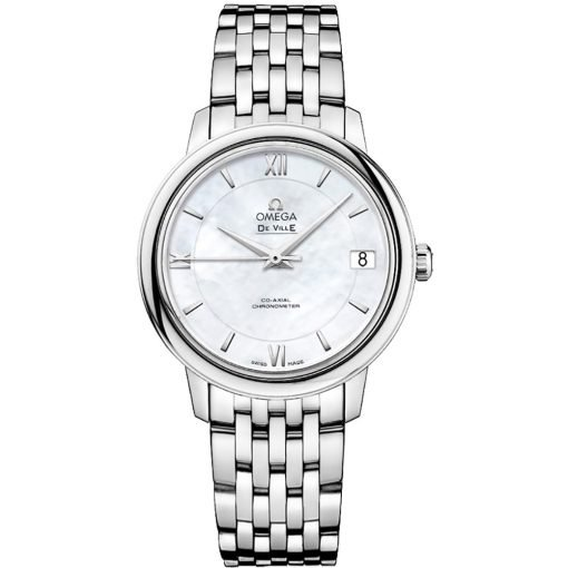 Omega De Ville Prestige Co-Axial Watch 424.10.33.20.05.001