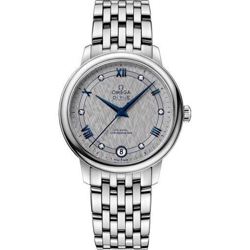 Omega De Ville Prestige Co-Axial Watch 424.10.33.20.56.002
