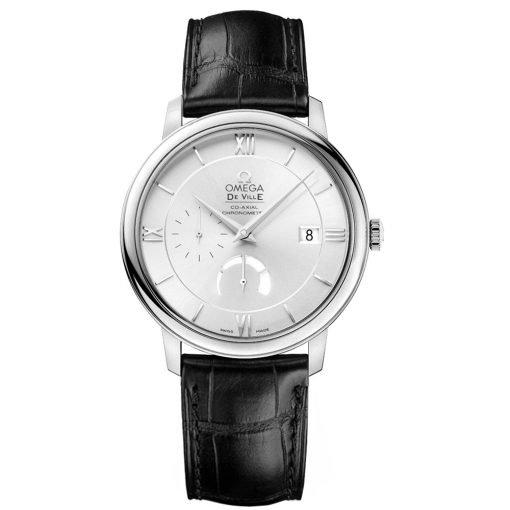 Omega De Ville Prestige Power Reserve Co-Axial Watch 424.13.40.21.02.001