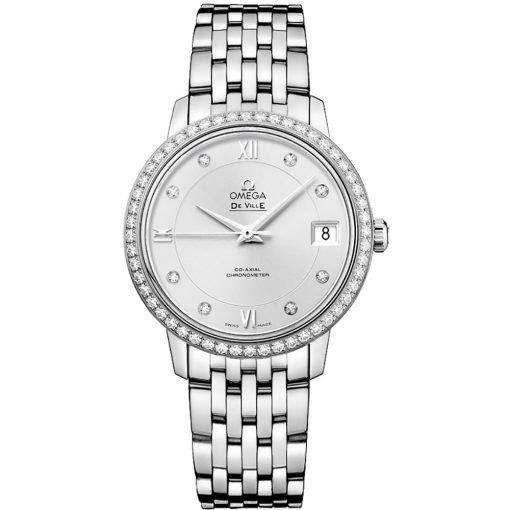 Omega De Ville Prestige Co-Axial Watch 424.15.33.20.52.001