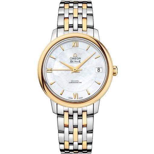 Omega De Ville Prestige Co-Axial Watch 424.20.33.20.05.001