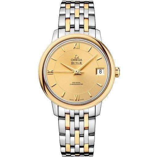 Omega De Ville Prestige Co-Axial Watch 424.20.33.20.08.001