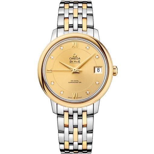 Omega De Ville Prestige Co-Axial Watch 424.20.33.20.58.001