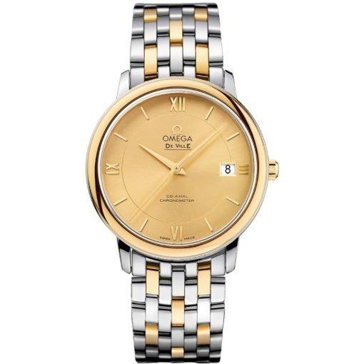 Omega De Ville Prestige Co-Axial Watch 424.20.37.20.08.001