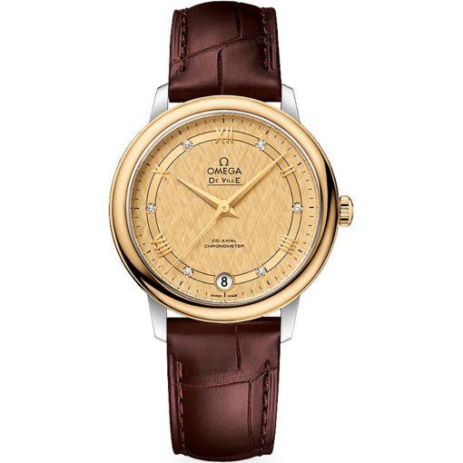 Omega De Ville Prestige Co-Axial Watch 424.23.33.20.58.001