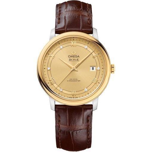 Omega De Ville Prestige Co-Axial Watch 424.23.40.20.58.001