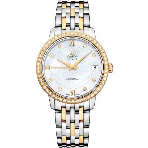 Omega De Ville Prestige Co-Axial Watch 424.25.33.20.55.001