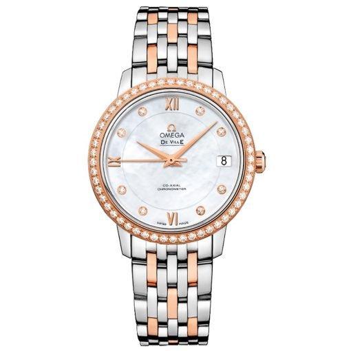 Omega De Ville Prestige Co-Axial Watch 424.25.33.20.55.002