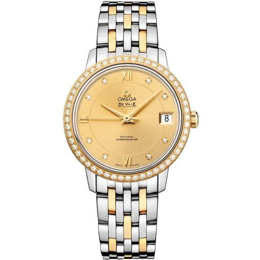 Omega De Ville Prestige Co-Axial Watch 424.25.33.20.58.001