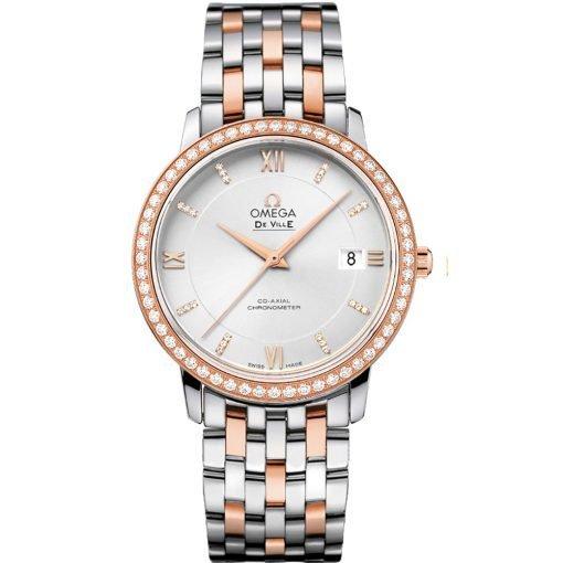 Omega De Ville Prestige Co-Axial Watch 424.25.37.20.52.001