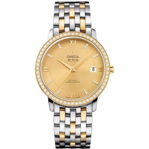 Omega De Ville Prestige Co-Axial Watch 424.25.37.20.58.001