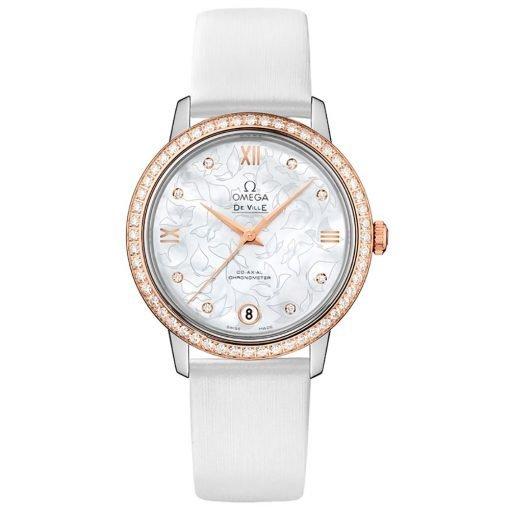 Omega De Ville Prestige Co-Axial Watch 424.27.33.20.55.001