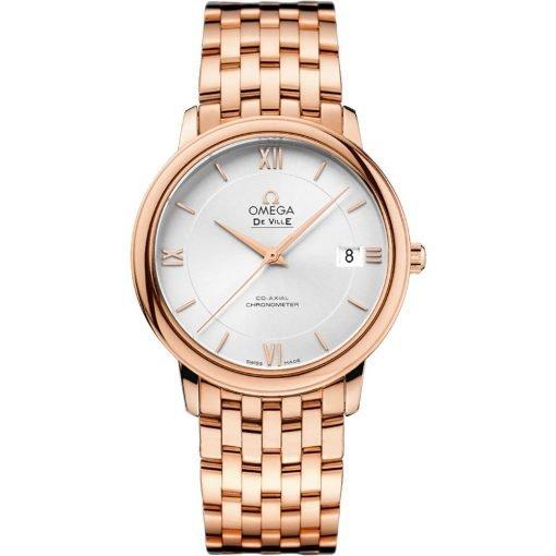 Omega De Ville Prestige Co-Axial Watch 424.50.37.20.02.001