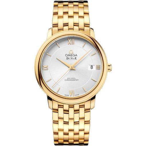 Omega De Ville Prestige Co-Axial Watch 424.50.37.20.02.002