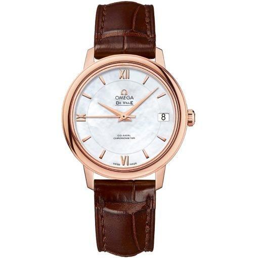 Omega De Ville Prestige Co-Axial Watch 424.53.33.20.05.001