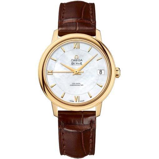 Omega De Ville Prestige Co-Axial Watch 424.53.33.20.05.002
