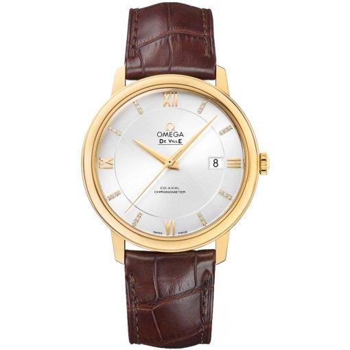Omega De Ville Prestige Co-Axial Watch 424.53.40.20.52.001