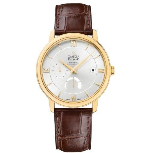 Omega De Ville Prestige Power Reserve Co-Axial Watch 424.53.40.21.02.002