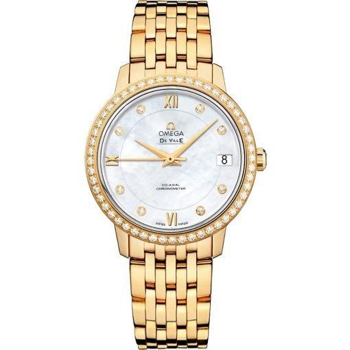Omega De Ville Prestige Co-Axial Watch 424.55.33.20.55.001
