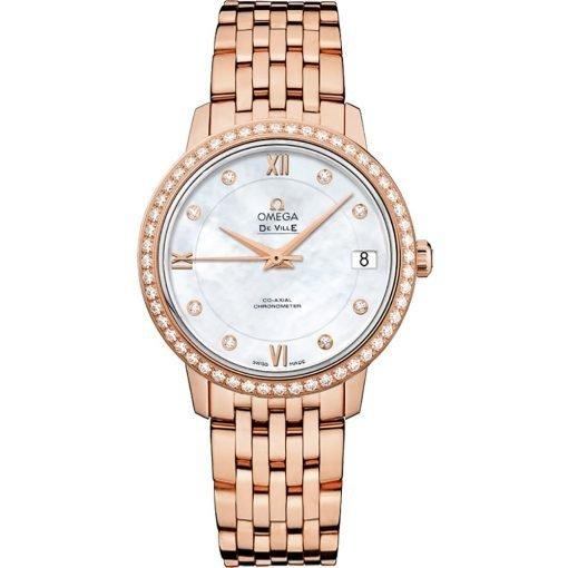 Omega De Ville Prestige Co-Axial Watch 424.55.33.20.55.002