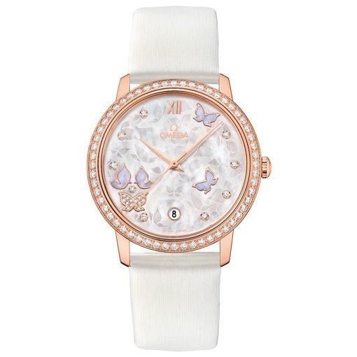 Omega De Ville Prestige Co-Axial Watch 424.57.37.20.55.003