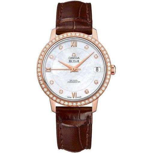 Omega De Ville Prestige Co-Axial Watch 424.58.33.20.55.001